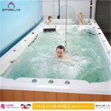 Nice Verkoopbare 6 Meters Swim SPA met Massage SPA
