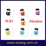 13m WiFiの赤ん坊のモニタPIR無線IPのカメラ
