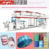 De Machine van de Laminering van de Hoge snelheid van de Aluminiumfolie van de Reeks van Qdf