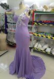 Trem por atacado da trombeta do vestido do baile de finalistas da alta qualidade de Aoliweiya