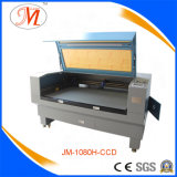 Taglierina caratteristica del laser per i sacchetti di cuoio (JM-1080H-CCD)