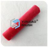 Mischungs-Gewebe-Lack-Rollen-Pinsel mit Plastikgriff-Farbanstrich-Hilfsmitteln
