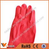 Длинние резиновый перчатки чистки мытья