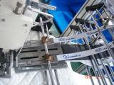 Sewing do engranzamento da beira 3D do colchão Ctf4 e máquina do Zipper