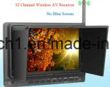 Built in Dual 32 Channel Receiver 7 Inch Wireless DVR