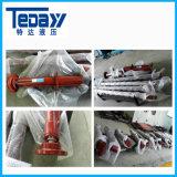 Cilindro hidráulico de la calidad para la grúa del auge