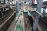 NAK80 moldes de plástico de acero inoxidable barra redonda