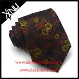 Silk Zoll gesponnene Mann-Form-YUN-Brokat-Krawatte