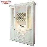 صنع وفقا لطلب الزّبون صورة زيتيّة حديثة فنيّة صلبة خشبيّة خمر خزانة ([غسب9-042])