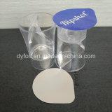 Пластичная жара бутылки - ярлык уплотнения