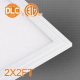 Luz de painel 603X603X10mm quadrada ultra magro do diodo emissor de luz de 10mm com Dlc & ETL
