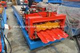 Китай Автоматическая глазурованная плитка и металлическая кровельная рулонная формовочная машина