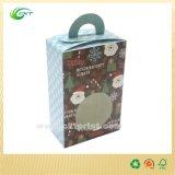 Коробка подарка картона с ручкой. (CKT-CB-440)