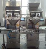 Máquina de embotellado del gránulo/de la sal de Cfg