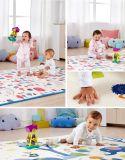 아기 실행 매트 아기 08d3를 위해 포복하는 바느질 작풍 자물쇠 안전 물자 사례