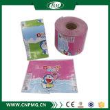 Étiquette de chemise de rétrécissement de PVC pour la capsule