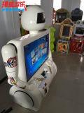Kungfu 로봇 오락 장비 대화식 게임 기계