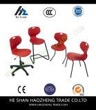 Hzpc044 수용량 디자이너 검정 까만 프레임을%s 가진 플라스틱 더미 의자