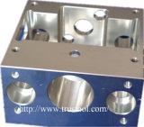 中国の精密CNC機械CNCの旋盤の部品