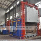 Fornalha do forjamento da caixa com estrutura da Ultra-Energia