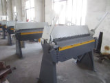 Wh06-2.5X1220 손 유형 접히고는 및 구부리는 기계