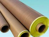 テフロン上塗を施してあるガラス繊維が付いている耐熱性PTFEの粘着テープ