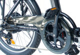Bici plegable eléctrica de Ebike de la ciudad rápida grande de la potencia