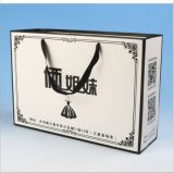 Bon marché en ligne sac de papier multicolore en gros de cadeau