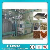 De volledig Automatische Dalende en Drijvende Lijn van de Verwerking van het Voedsel van Vissen