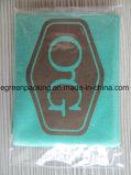 민감한 개별적인 포장 Microfiber 안경알 청소 피복