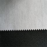 Ткань полиэфира цены по прейскуранту завода-изготовителя Non сплетенная плавкая портняжничая Interlining