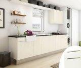 (Aangepaste) Kasten van de Keuken van het Ontwerp van de manier de Glanzende Eenvoudige
