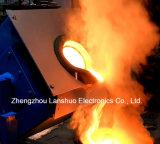Bewegliches kleines Hochfrequenzgoldschmelzender Ofen (LSZ-25)