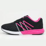 Crear la venta del zapato para requisitos particulares corriente del zapato de los deportes de los hombres negros directo