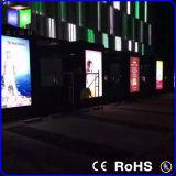 LED-im Freien wasserdichter Aluminiumbilderrahmen-heller Kasten