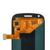 Acessórios LCD do telefone móvel para o monitor do LCD do indicador de Samsung S3mini