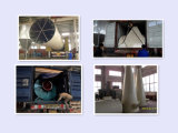Secador da fibra de coco