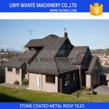 Mattonelle di tetto d'acciaio dello zinco di alluminio rivestito dell'ardesia