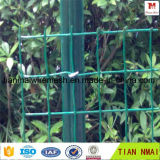 PVC revestido Euro Fence Holland Wire Mesh