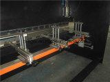 Wc67y-100X3200 tipo máquina de doblez y plegable de la placa de acero hidráulica