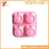 Muffa variopinta personalizzata della torta del silicone del commestibile