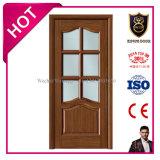 Hot Sale PVC Portes Prix / Intérieur PVC Porte en bois