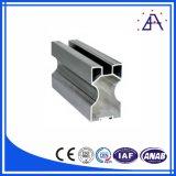 Profil d'aluminium de garde-robe du polonais 6063-T5 de qualité de constructeur