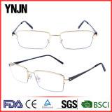 Рамки Eyeglasses конструктора половинной рамки Ynjn коммерчески