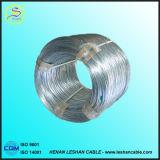 Fio de cobre desencapado da condutibilidade elétrica elevada