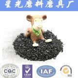 Лепешка активированного угля раковины кокоса зернистая навальная