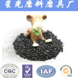 Kokosnuss-Shell-granulierte Masse betätigte Kohlenstoff-Tablette