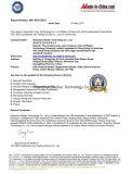 セリウムの食品加工のための公認の省エネIe3モーター空気ブロア
