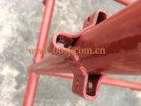 Baugerüst-Planke-stehendes Gefäß-Schweißgerät