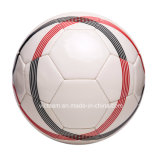 Talla caliente 5 del diseño del deporte del llano de la venta balón de fútbol 4 2